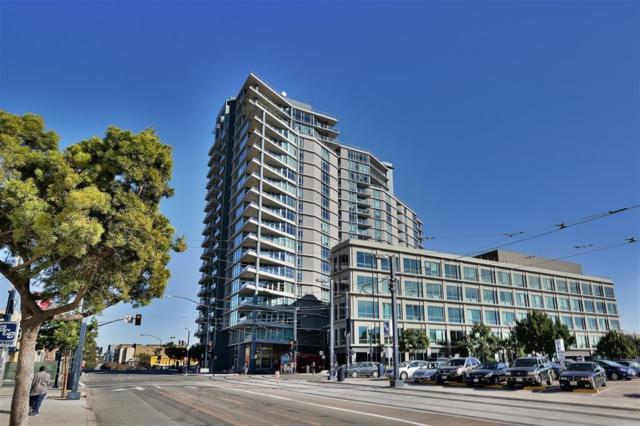1080 Park Blvd #807, San Diego, CA 92101 (#170039002) :: California Real Estate Direct