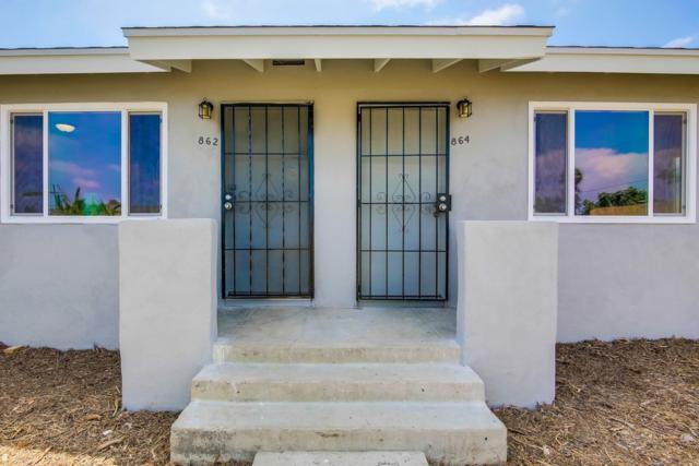 862-864 49th St., San Diego, CA 92102 (#170039254) :: California Real Estate Direct