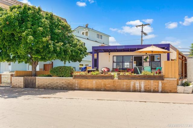 2816 Bayside Walk, Mission Beach, CA 92109 (#170039621) :: Coldwell Banker Residential Brokerage