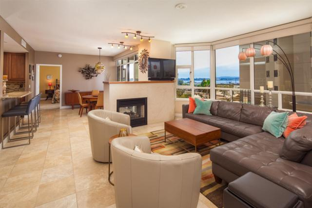 700 W Harbor Dr #506, San Diego, CA 92101 (#170040402) :: Whissel Realty
