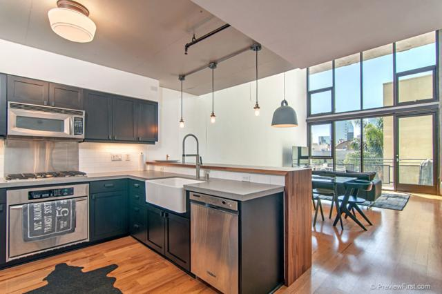 1780 Kettner Blvd. #512, San Diego, CA 92101 (#170041103) :: Keller Williams - Triolo Realty Group