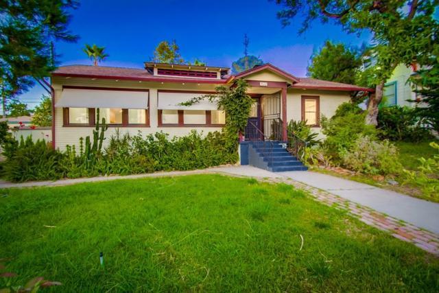 4667 4th Street, La Mesa, CA 91941 (#170041342) :: Neuman & Neuman Real Estate Inc.