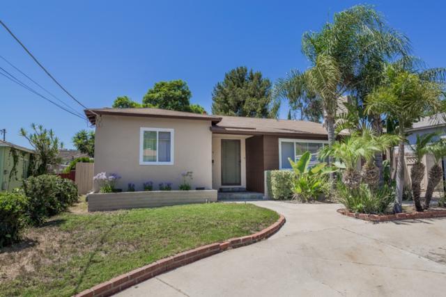 3574 Trophy, La Mesa, CA 91941 (#170041791) :: Neuman & Neuman Real Estate Inc.