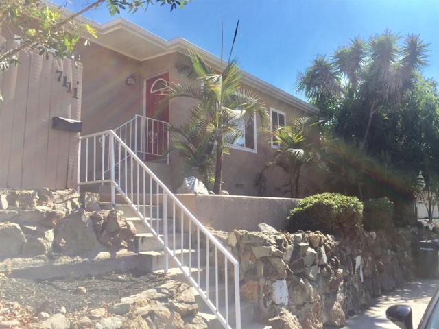 7111 Boulevard Rd, La Mesa, CA 91941 (#170041910) :: Neuman & Neuman Real Estate Inc.