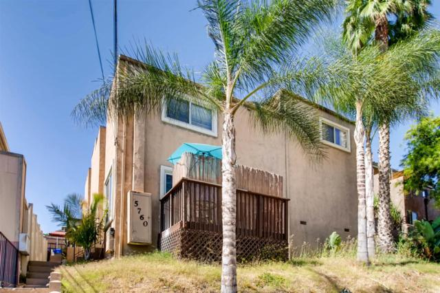 5760 Riley St #5, San Diego, CA 92110 (#170042069) :: PacifiCal Realty Group