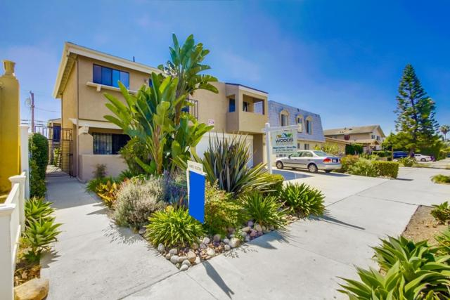 4569 Hamilton Street #4, San Diego, CA 92116 (#170042219) :: Whissel Realty