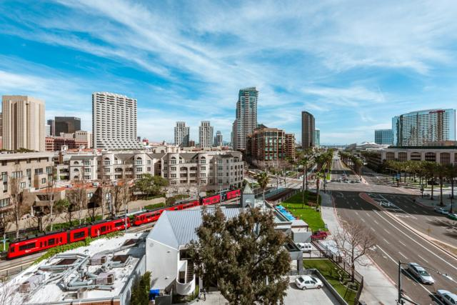 700 W Harbor Drive #802, San Diego, CA 92101 (#170042286) :: Neuman & Neuman Real Estate Inc.