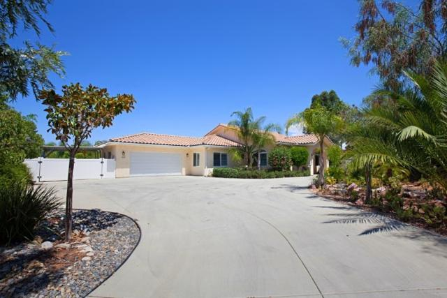 935 Via Hillview, Fallbrook, CA 92028 (#170042586) :: Whissel Realty