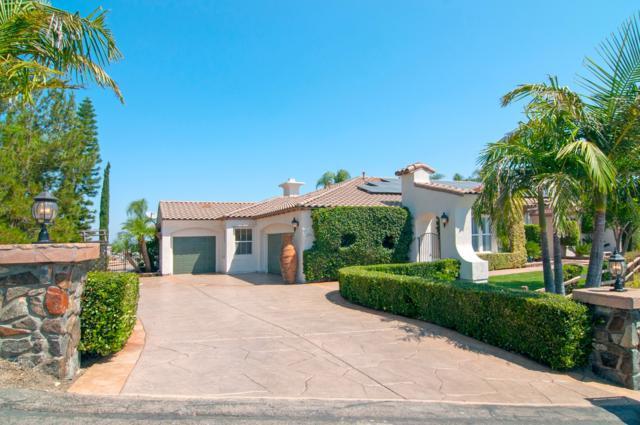 1696 Burris Drive, El Cajon, CA 92019 (#170042603) :: Teles Properties - Ruth Pugh Group