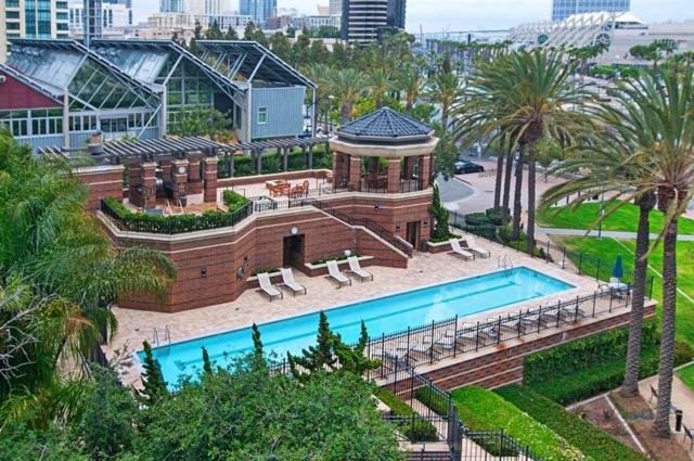 500 W Harbor Drive #404, San Diego, CA 92101 (#170042706) :: Keller Williams - Triolo Realty Group