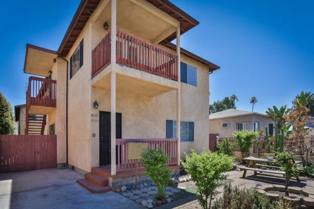 4539 Cleveland Ave, San Diego, CA 92116 (#170042820) :: PacifiCal Realty Group