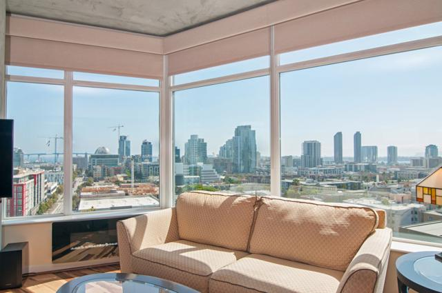 1080 Park Blvd #1015, San Diego, CA 92101 (#170042903) :: Keller Williams - Triolo Realty Group