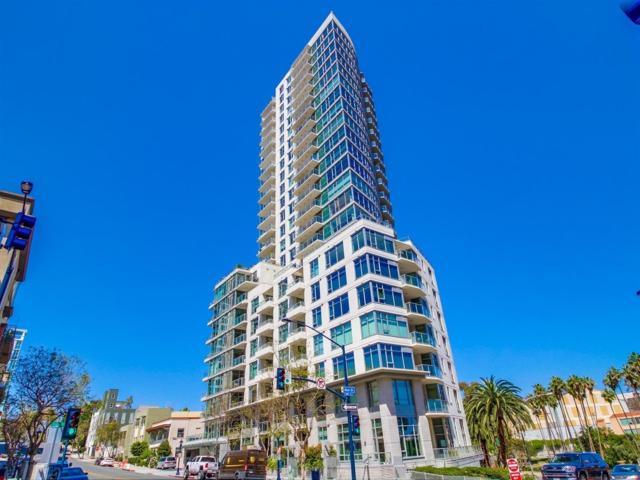1441 9th Avenue #1402, San Diego, CA 92101 (#170042934) :: Keller Williams - Triolo Realty Group