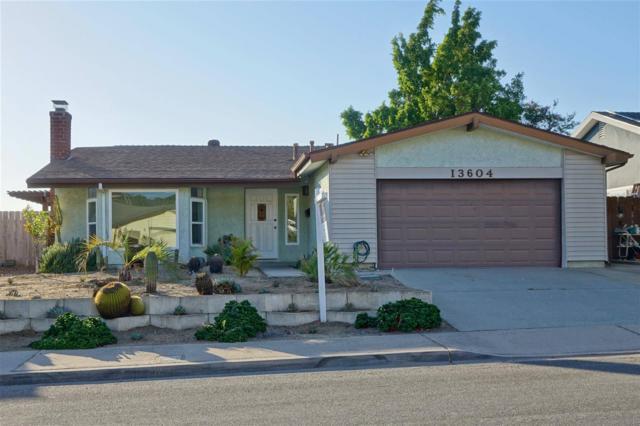 13604 Avenida Del Charro, El Cajon, CA 92021 (#170043080) :: Teles Properties - Ruth Pugh Group