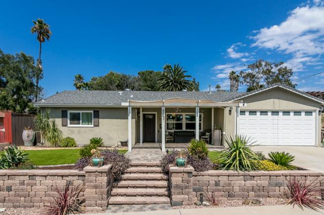 9731 Domer Rd, Santee, CA 92071 (#170043102) :: Whissel Realty