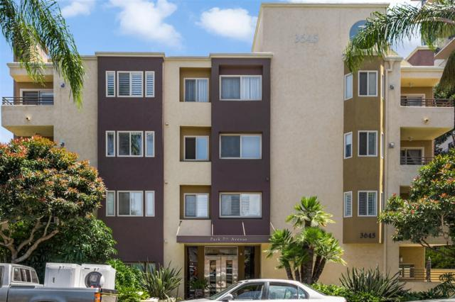 3645 7Th Ave #302, San Diego, CA 92103 (#170043131) :: Whissel Realty