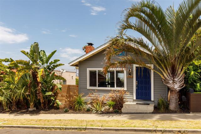 4522 Long Branch Ave, San Diego, CA 92107 (#170043274) :: Whissel Realty