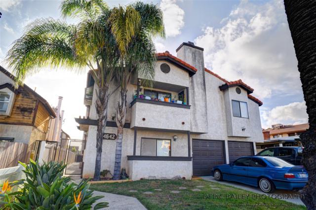 4642 Felton Street #5, San Diego, CA 92116 (#170043358) :: Whissel Realty