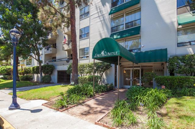 1640 10th Ave #304, San Diego, CA 92101 (#170043487) :: California Real Estate Direct