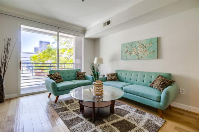 1643 6th Ave #104, San Diego, CA 92101 (#170043519) :: PacifiCal Realty Group