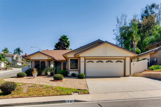 1731 Porterfield Pl, El Cajon, CA 92019 (#170043723) :: PacifiCal Realty Group
