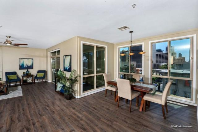 1501 Front St #423, San Diego, CA 92101 (#170043752) :: Coldwell Banker Residential Brokerage