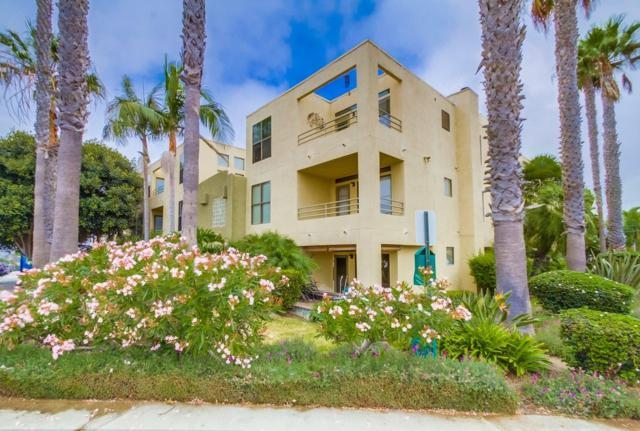4402 Mentone St #104, San Diego, CA 92107 (#170043873) :: Coldwell Banker Residential Brokerage