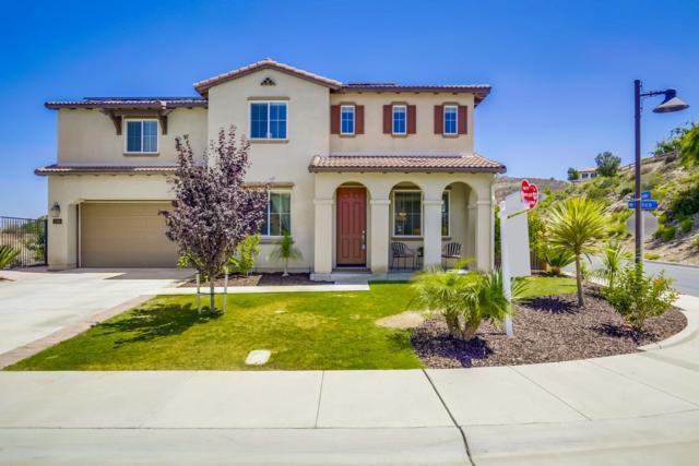 3016 Calico, Santee, CA 92071 (#170043912) :: Whissel Realty