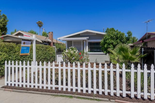 3809 35th Street, San Diego, CA 92104 (#170043929) :: PacifiCal Realty Group