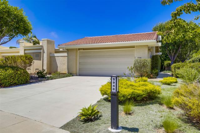 5948 Caminito Cardelina, La Jolla, CA 92037 (#170044037) :: Coldwell Banker Residential Brokerage