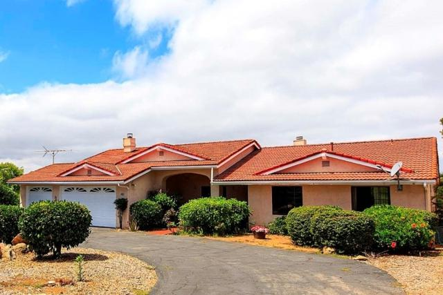 1802 Canyon Heights Rd, Fallbrook, CA 92028 (#170044076) :: Carrington Real Estate Services