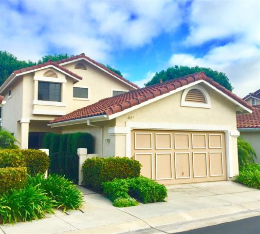 4057 Caminito Davila, University City, CA 92122 (#170044124) :: Coldwell Banker Residential Brokerage