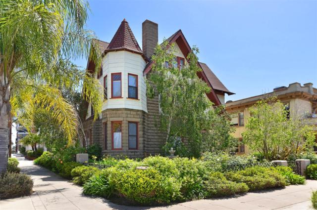 3695 3RD AVENUE, San Diego, CA 92103 (#170044183) :: The Yarbrough Group