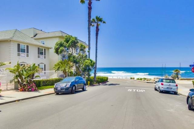 215 Bonair St #2, La Jolla, CA 92037 (#170044197) :: Coldwell Banker Residential Brokerage