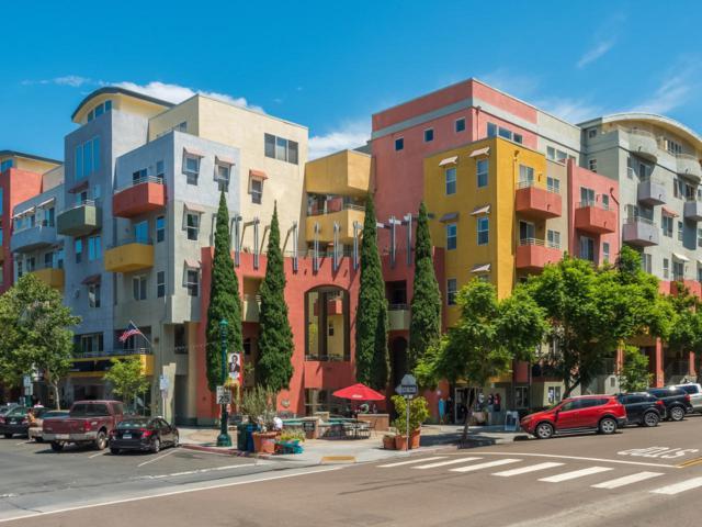 1501 India St #305, San Diego, CA 92101 (#170045509) :: Teles Properties - Ruth Pugh Group