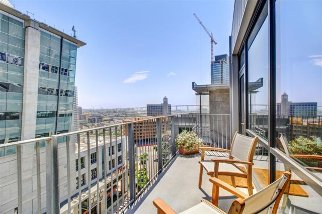 350 11Th Ave #1125, San Diego, CA 92101 (#170045748) :: Teles Properties - Ruth Pugh Group