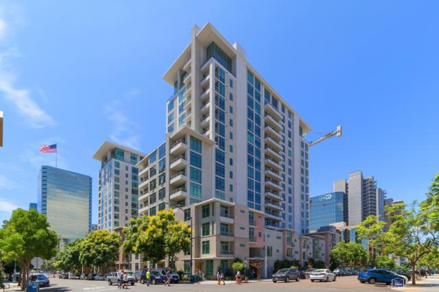 425 W Beech St #319, San Diego, CA 92101 (#170046967) :: Welcome to San Diego Real Estate