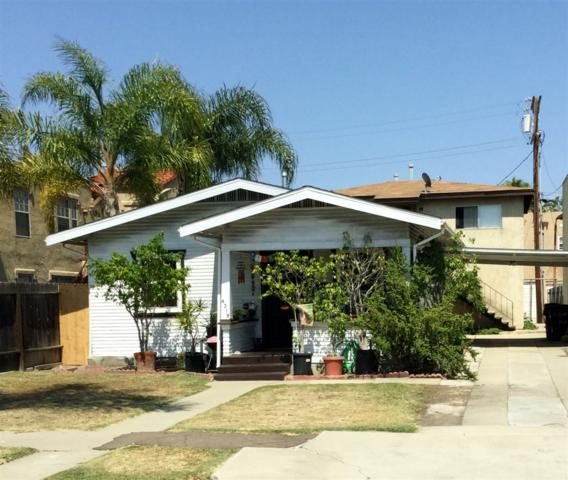 4319-4321 Swift Ave, San Diego, CA 92104 (#170047948) :: Whissel Realty
