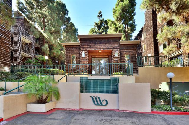 5780 Friars Rd A8, San Diego, CA 92110 (#170048296) :: Coldwell Banker Residential Brokerage