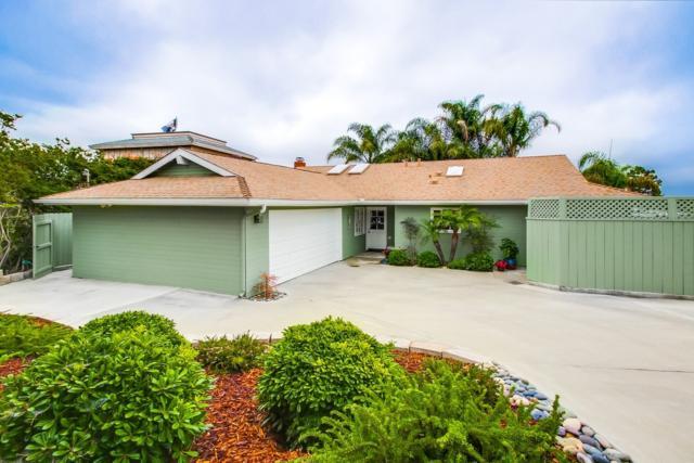 427 Hilmen Pl, Solana Beach, CA 92075 (#170048461) :: Klinge Realty