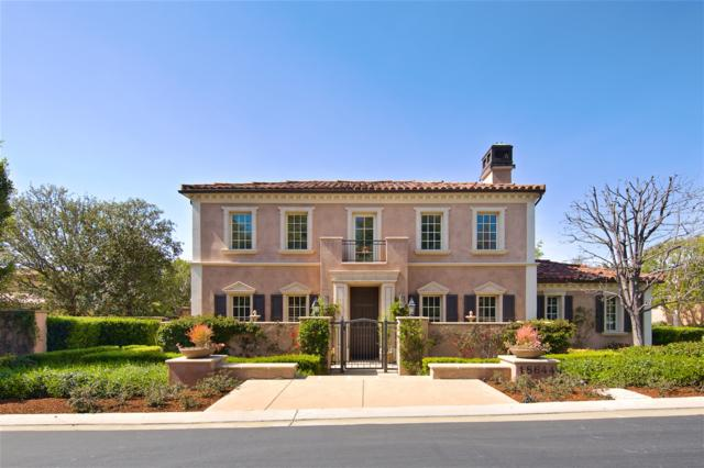 18644 Via Catania, Rancho Santa Fe, CA 92091 (#170048616) :: Coldwell Banker Residential Brokerage