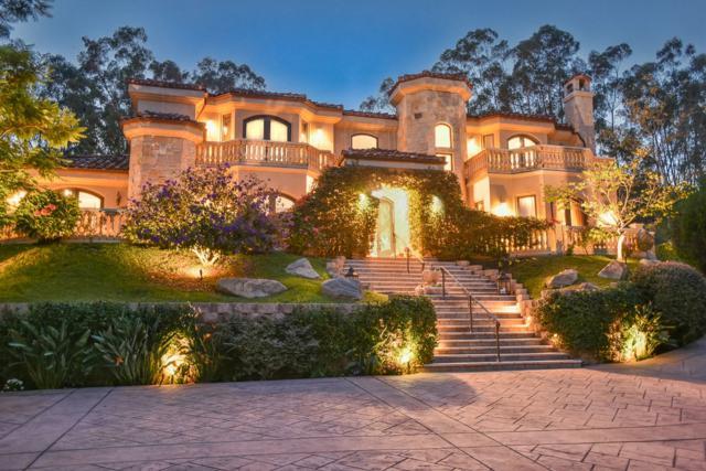 1820 Horseman Lane, Rancho Santa Fe, CA 92091 (#170048722) :: Klinge Realty