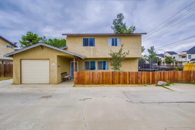 1515 Granite Hills Drive, El Cajon, CA 92019 (#170048740) :: Teles Properties - Ruth Pugh Group