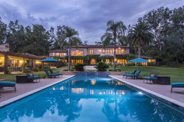 16356 Rambla De Las Flores, Rancho Santa Fe, CA 92067 (#170048746) :: Klinge Realty