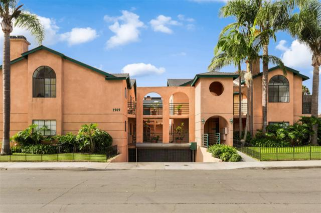 2909 Keats St #4, San Diego, CA 92106 (#170049108) :: Whissel Realty