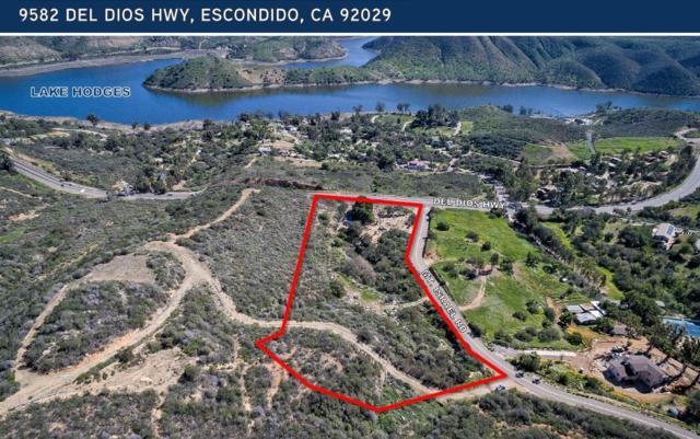 9582 Del Dios Highway, Escondido, CA 92029 (#170049134) :: Carrington Real Estate Services