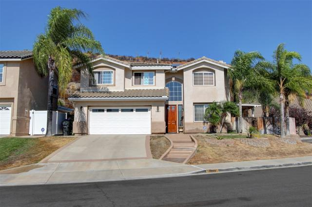 10019 Vista Parque, Lakeside, CA 92040 (#170049157) :: Whissel Realty