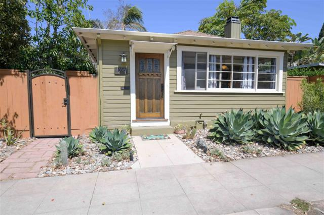 1656 Pennsylvania Ave., San Diego, CA 92103 (#170049168) :: Whissel Realty