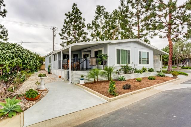 276 N El Camino Real #11, Oceanside, CA 92058 (#170049170) :: Carrington Real Estate Services