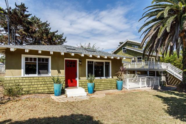 110 Requeza St, Encinitas, CA 92024 (#170049212) :: Coldwell Banker Residential Brokerage